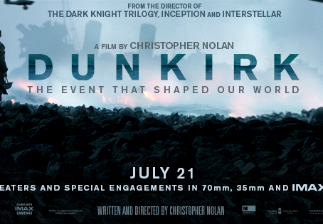 Dunkirk - a review of Chris Nolan's latest film