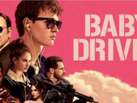 Baby Driver - stylish, full of clichés but what fun!