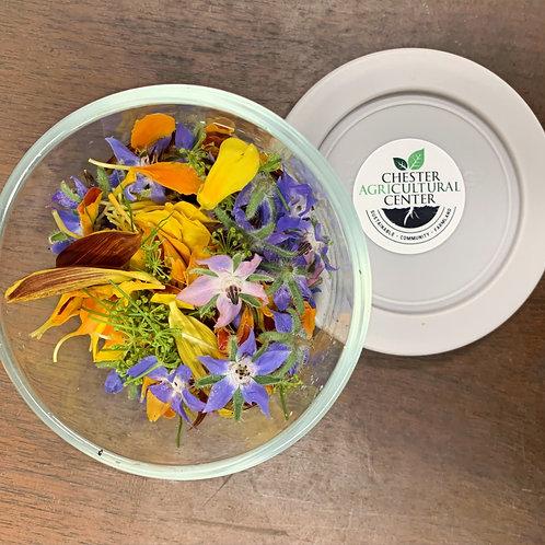 Edible Flower Mix CSA - Small