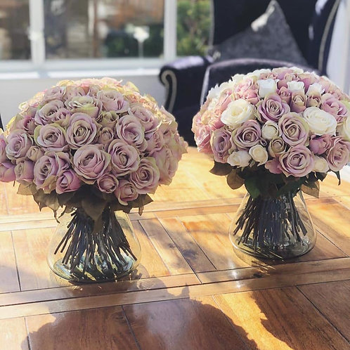 Rose Jar Large