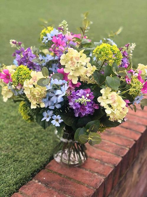 """""""Country Garden"""" Floral"""