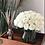 Thumbnail: PRETTY Rose Jar White