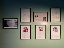 2.김혜연_추모의 벽 Memorial Wall_ 액자_ 210x297cm
