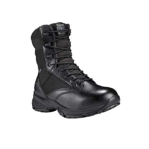 "Valor™ Tactical 8"" Side-Zip Soft Toe WP"