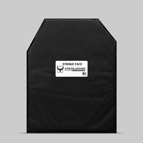 "AR500 Armor® Level IIIA Rimelig 11"" x 14"" Soft Body Armor"