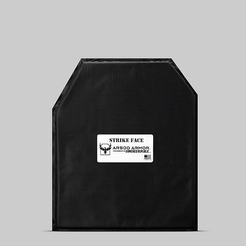 "AR500 Armor® Level IIIA Rimelig 10"" x 12"" Soft Body Armor"