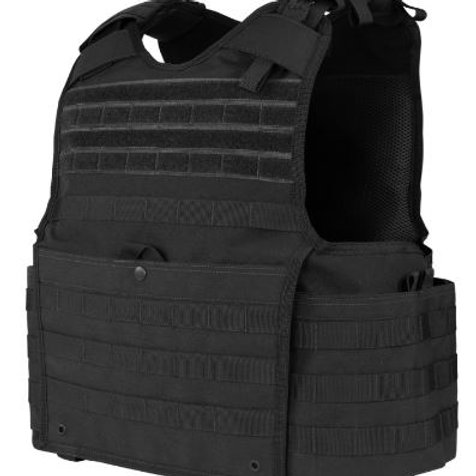 ENFORCER RELEASABLE PLATE CARRIER