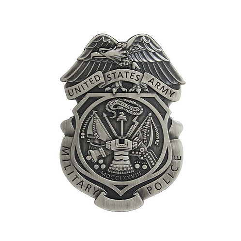 MP Backup Badge