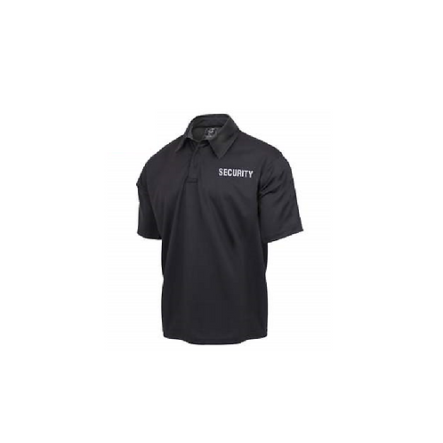 Moisture Wicking Public Safety Polo Shirt