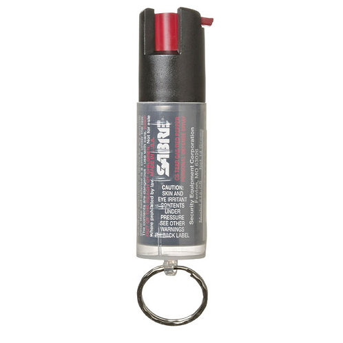 3-IN-1 Pepper Spray with Key Ring