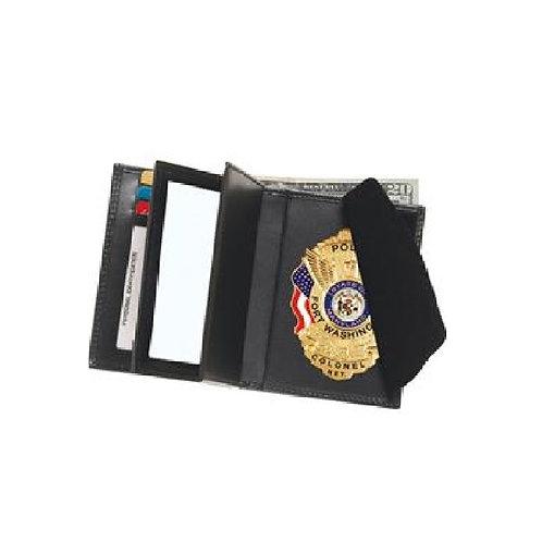 Double ID Hidden Badge Wallet - Dress