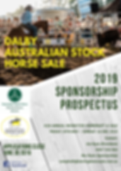2019 Sponsorship Prospectus Cattle Donor