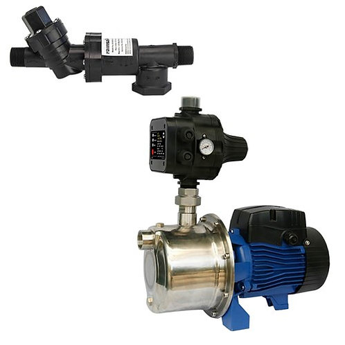RS6-INOX90S2MPCX RAINSAVERMK6 PUMP KIT CLEAN WATER DOMESTIC 68L/MIN 46M 600W 240