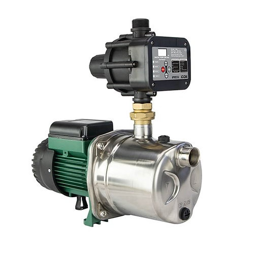 DAB-JINOX102MPCI - PUMP SURFACE MOUNTED JET WITH BUILT IN AUTOMATIC CONTROL 60L/
