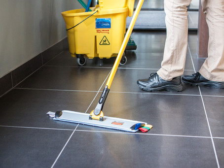 Why Being a Janitor is a Great Job