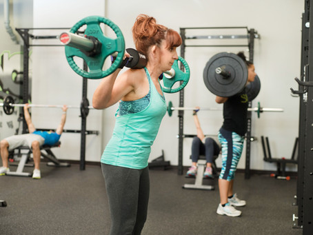 Women and Weights: The Ultimate Beginner Guide