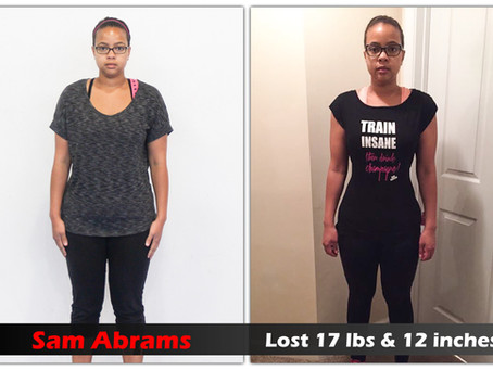 Chicago Fit Performance Transformation Challenge Results