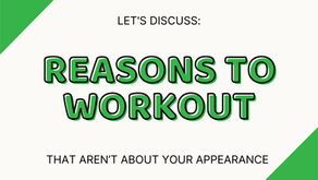 Reasons To Workout That Have Nothing To Do With Your Appearance