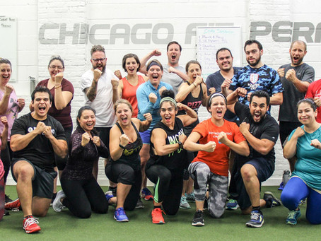 Charity Workout - Team World Vision