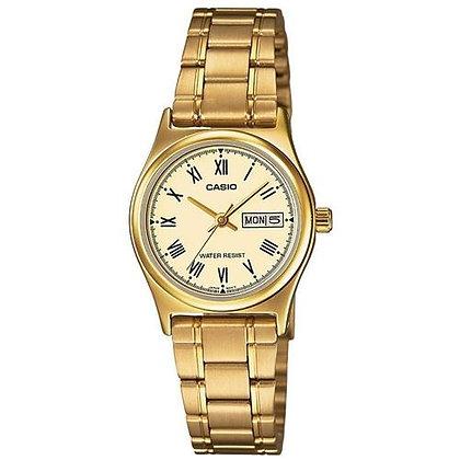 Relógio Casio Ltp-v006g-9budf