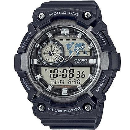 Relógio Casio Aeq-200w-1avdf