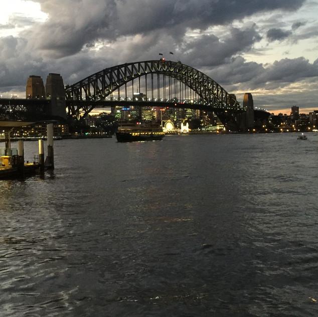 PORT: Sydney Australia