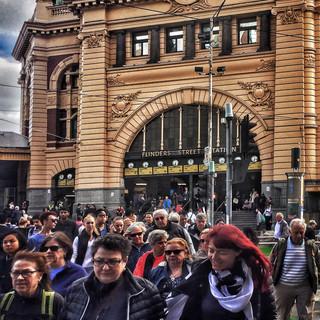 PORT Melbourne Australia