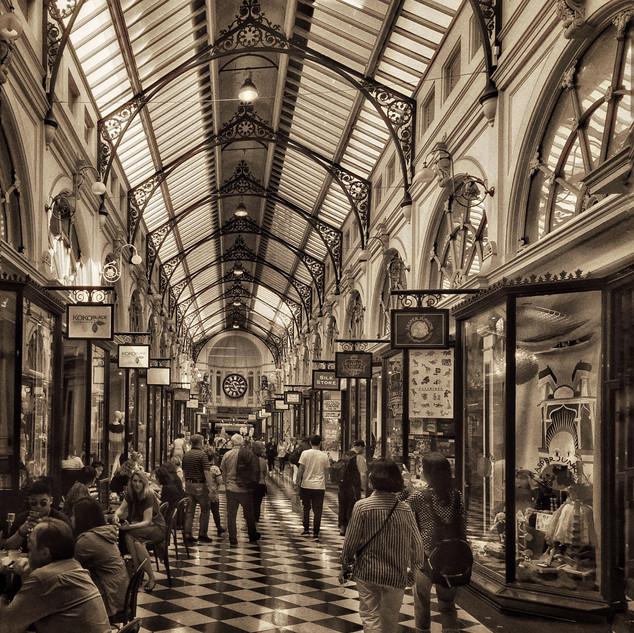 PORT: Melbourne