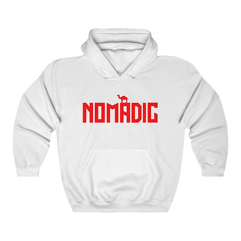 """Red Light Special"" Nomadic Hoodie"