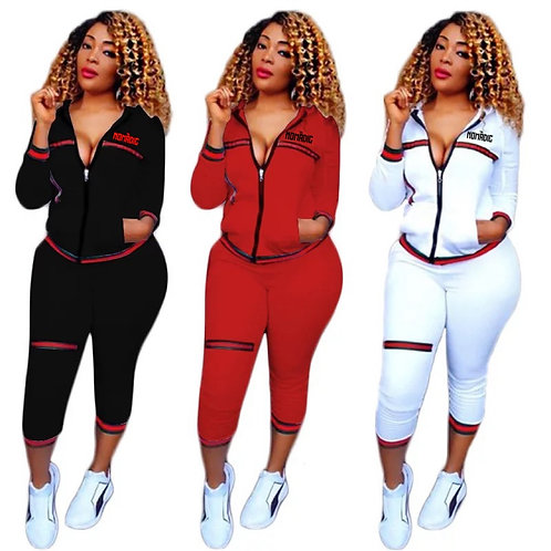 Nomadic Womens Track Suit Fit To Size