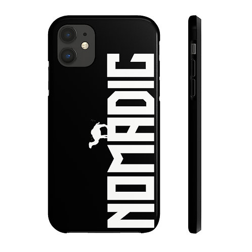 Black Nomadic Case Mate Tough Phone Cases