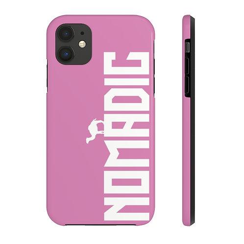 Pink Nomadic Case Mate Tough Phone Cases