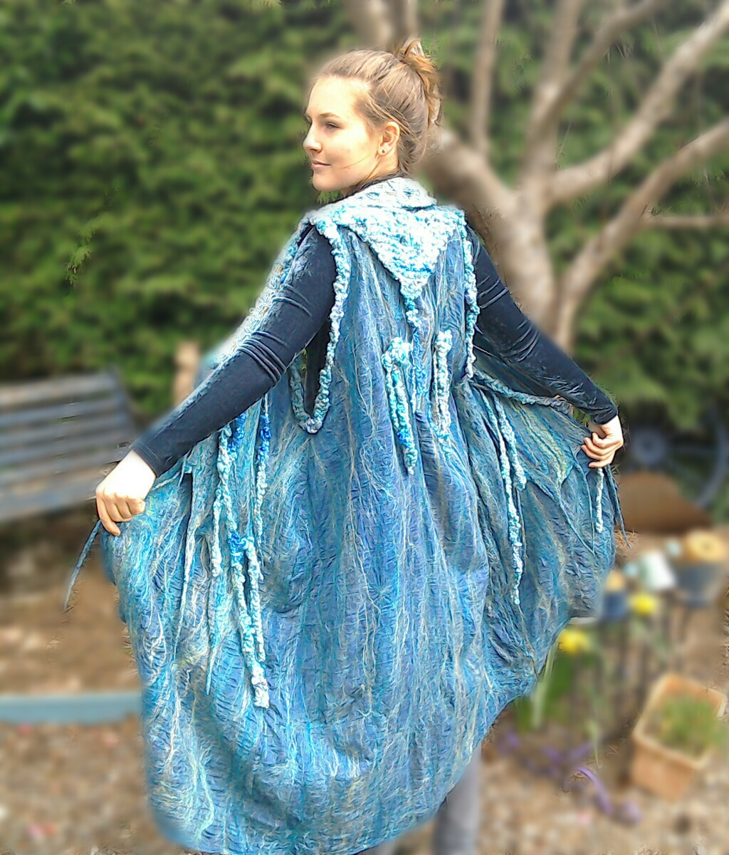 The Mermaid's Gown
