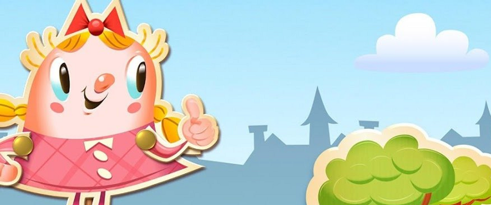 Social Media Content - Candy Crush
