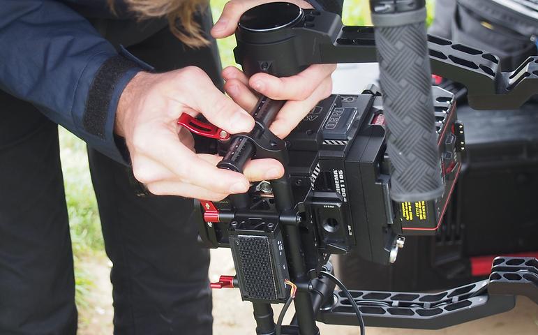 Video Production Cinema Cameras