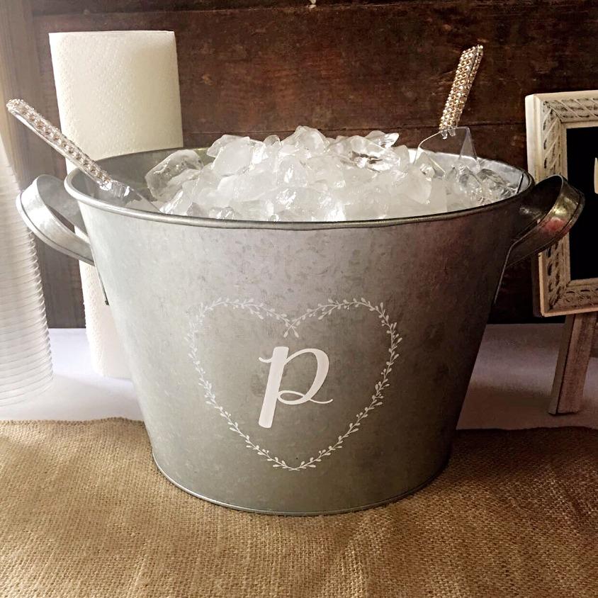 Custom Ice Bucket