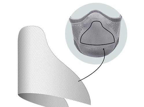 Refil de Filtro de Ar para máscara Fiber