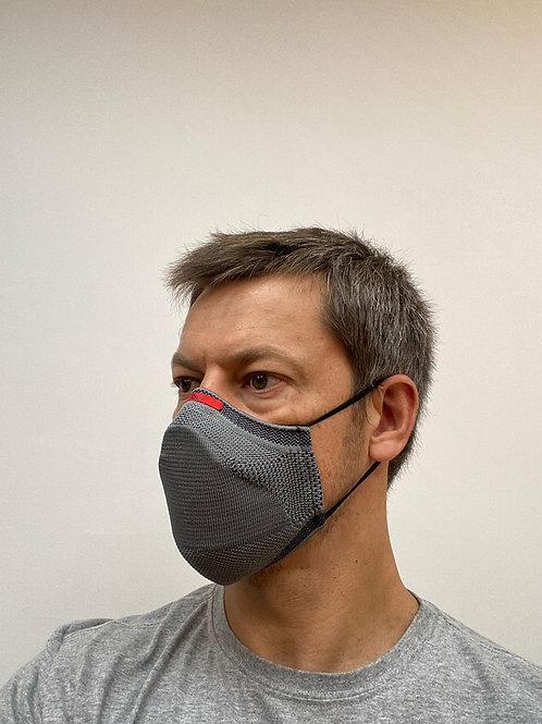 Máscara Esportiva Fiber