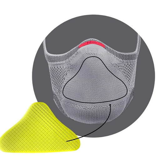 Suporte de filtro para máscaras
