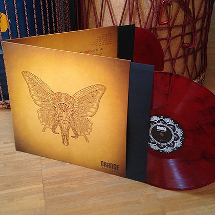 Doppel - LP, farb. Vinyl, 180g Zen Zero inkl. Download Code