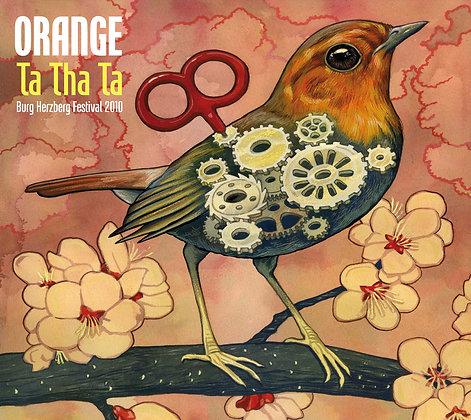 Doppel - LP, farb. Vinyl, 140 gr. Ta Tha Ta