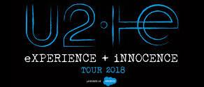 Due date per gli U2 in Italia