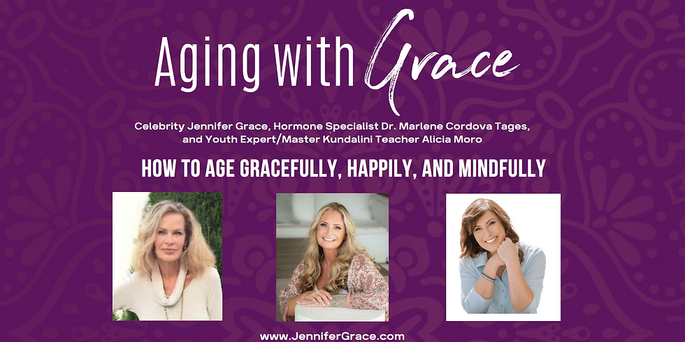 Aging with Grace!