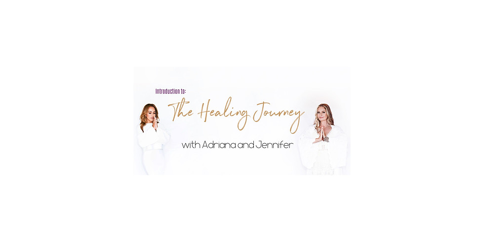 Introduction to The Healing Journey