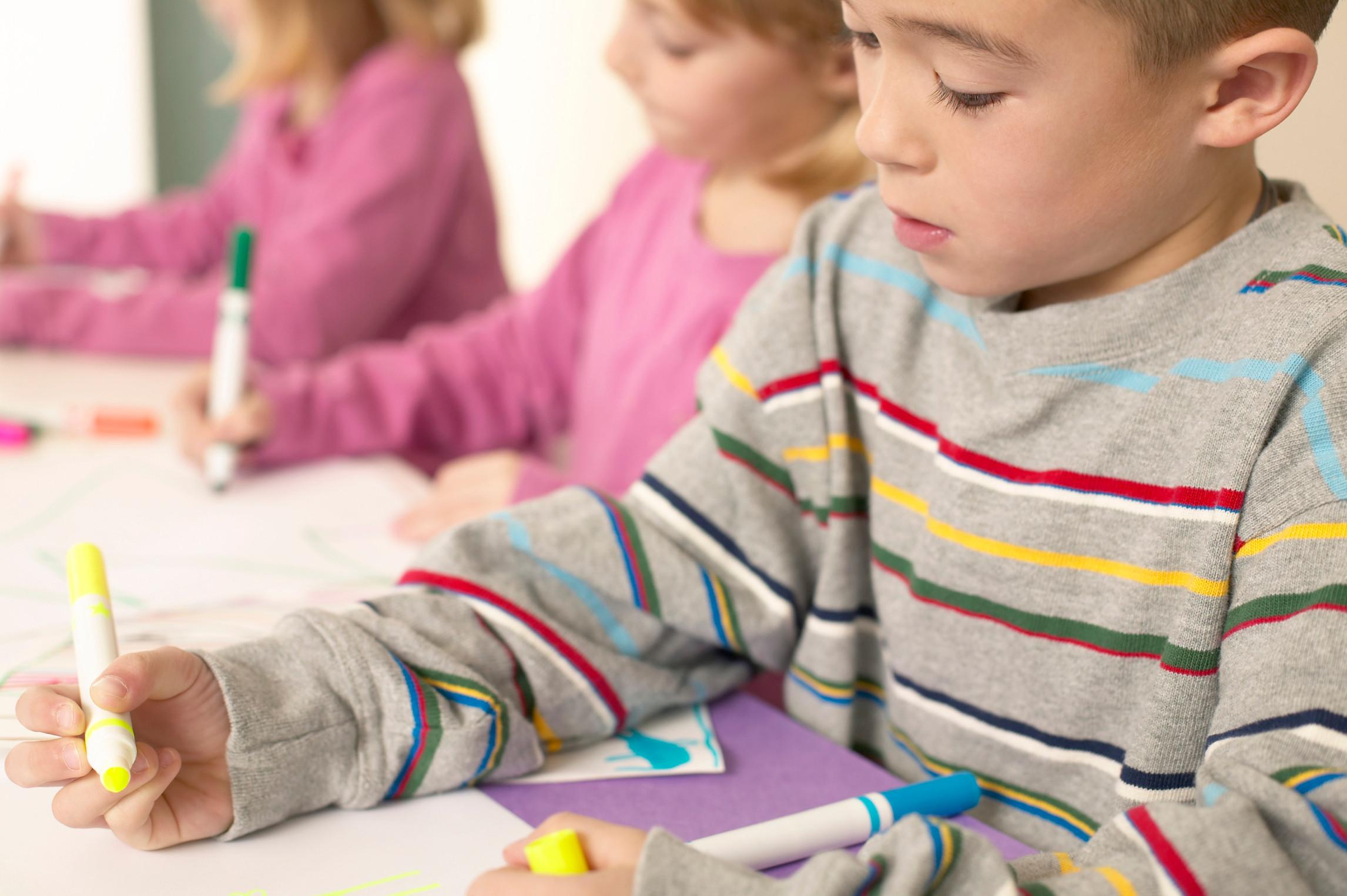 Kinder class 体験教室