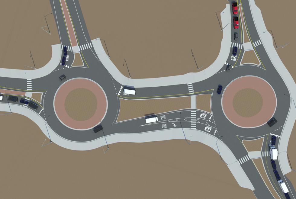 VectorZero Roundabout