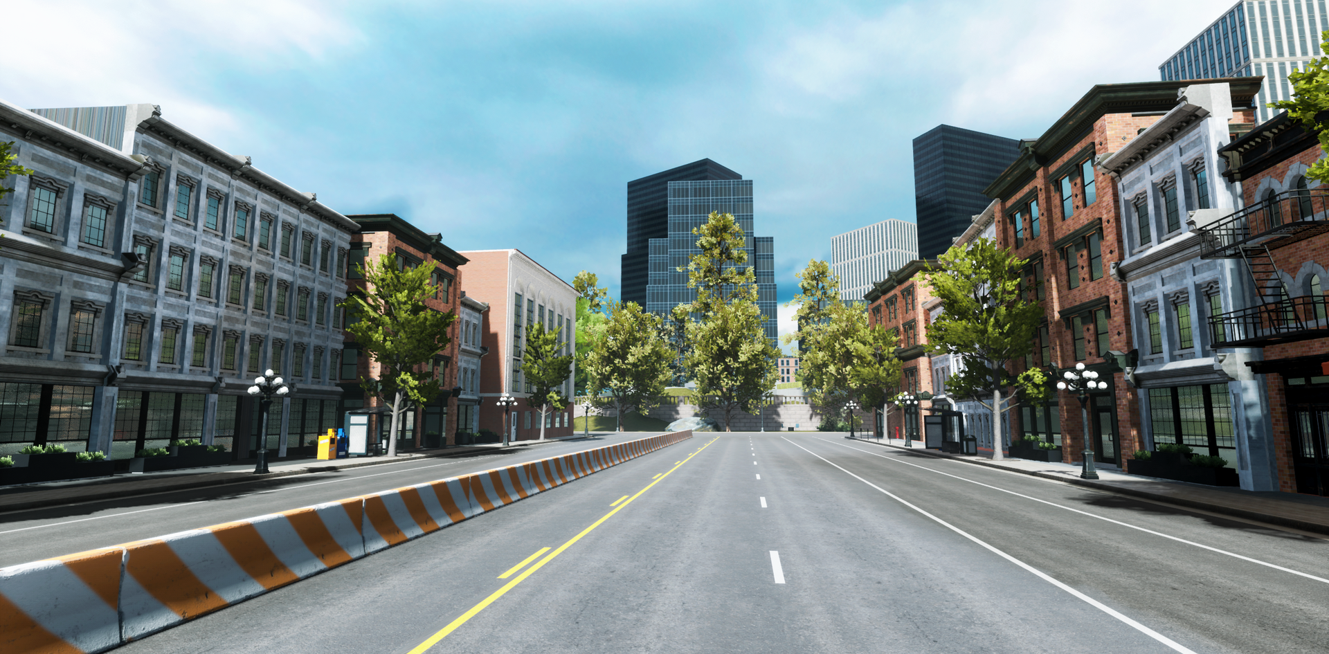 PolyPixel CityBuildings 3