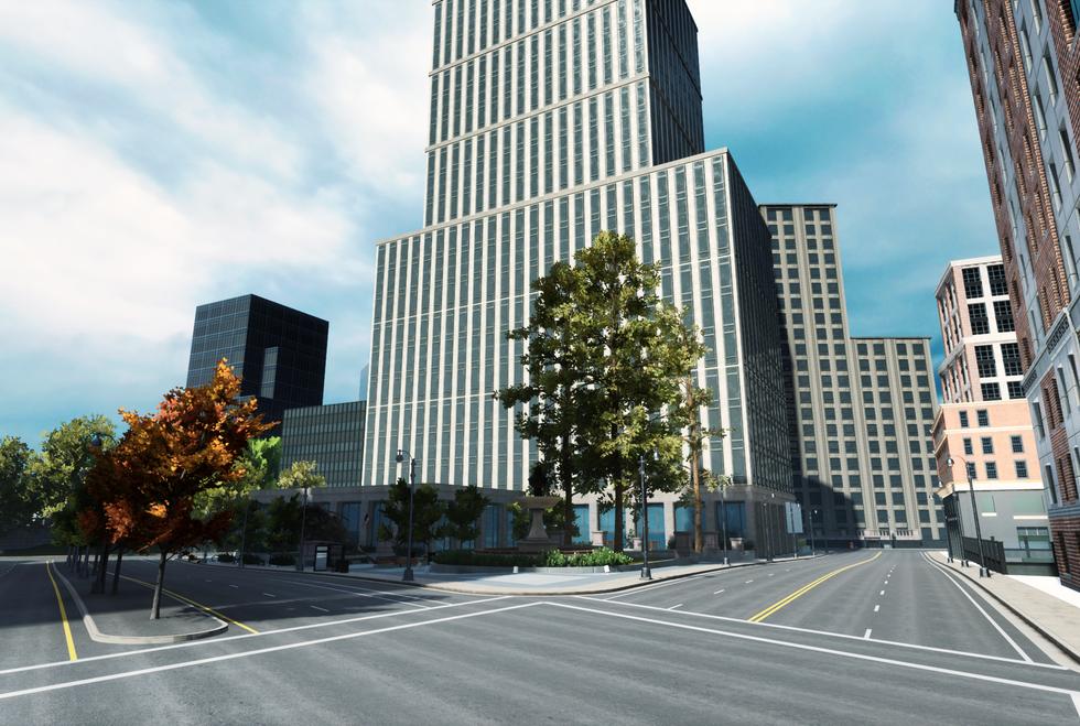 PolyPixel CityBuildings 2