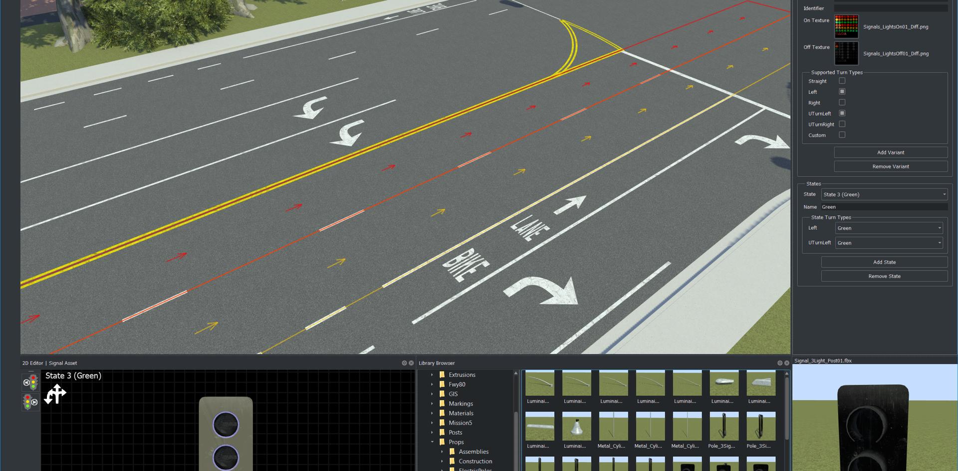 VectorZero User Interface
