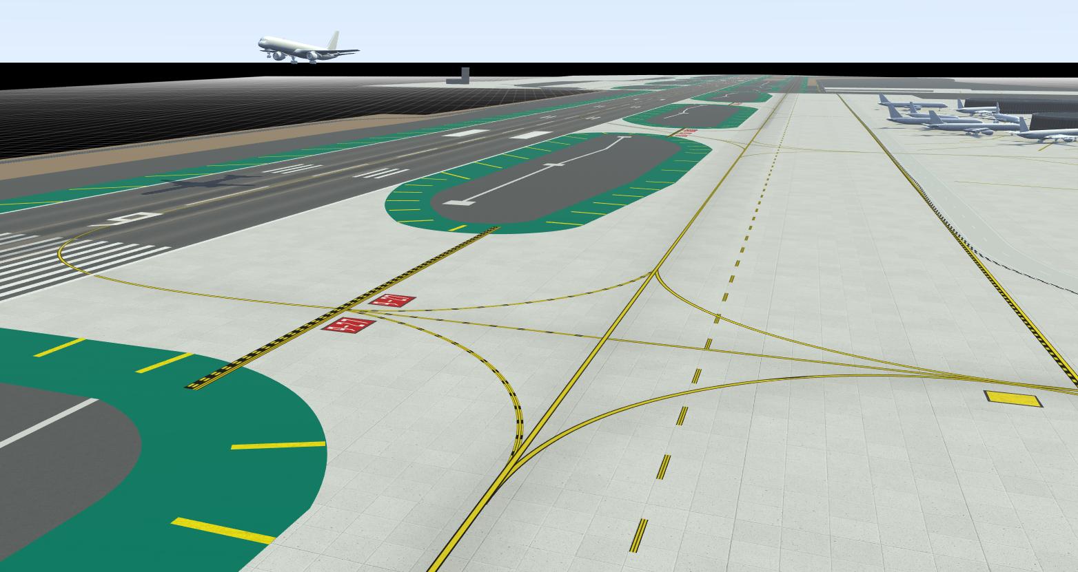 VectorZero Airport